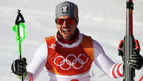 GOLD! Hirscher ist Kombi-Olympiasieger