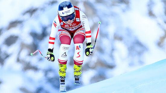 Nicole Schmidhofer: Ziel sind Olympische Spiele