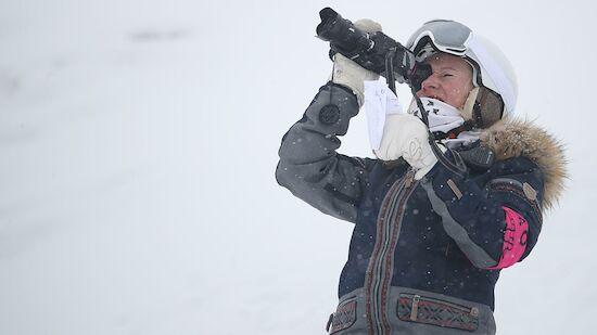 Renate Götschl hilft ÖSV-Damen in Cortina