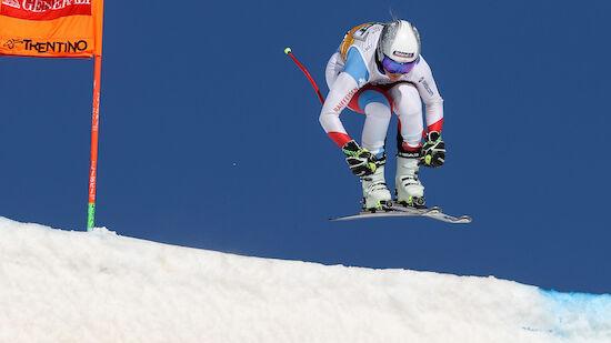 Schweizer Ski-Star schwer gestürzt