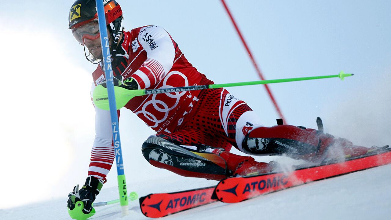 Ski Weltcup 59 Sieg Hirscher Gewinnt Slalom In Levi Wintersport Ski Alpin Weltcup Herren