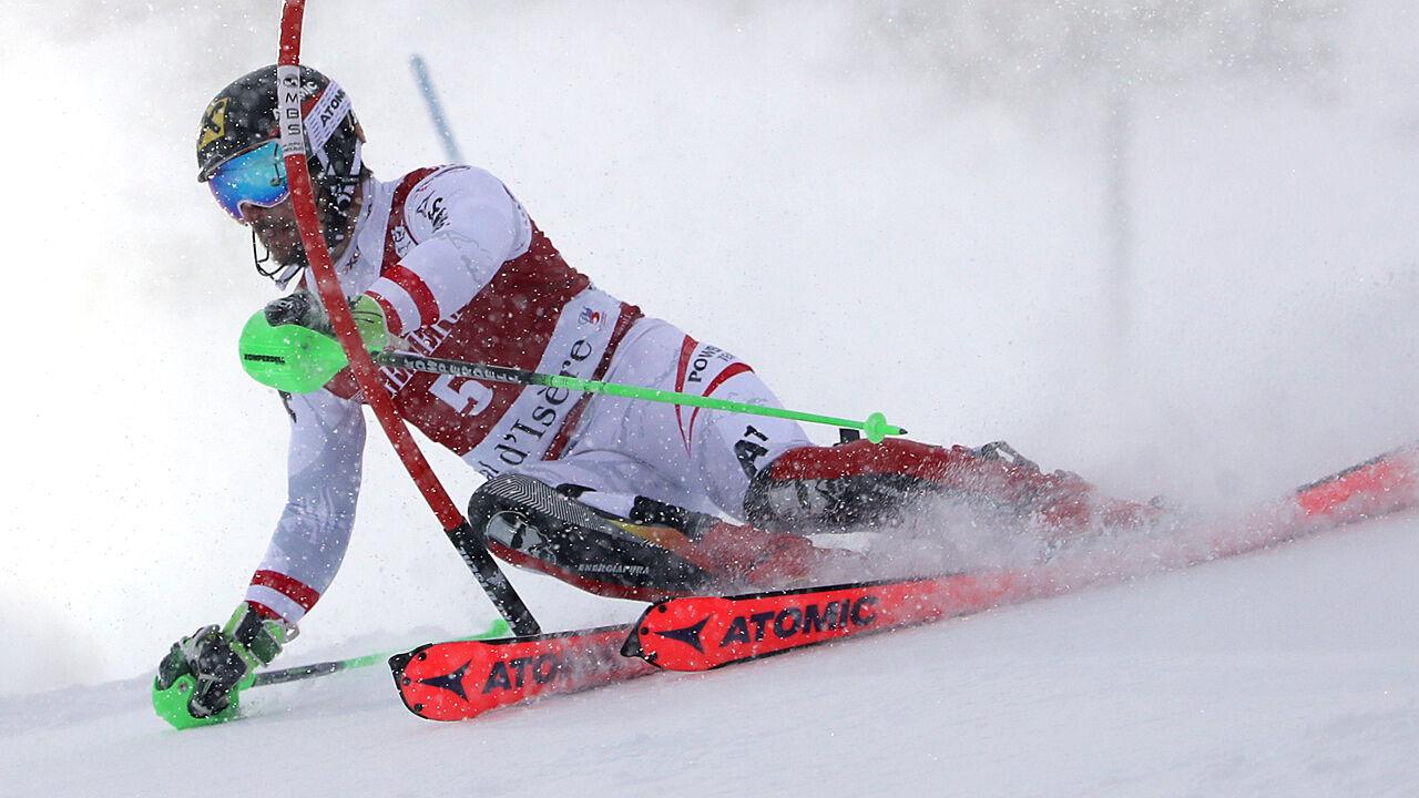 Ski Alpin Slalom Herren Live
