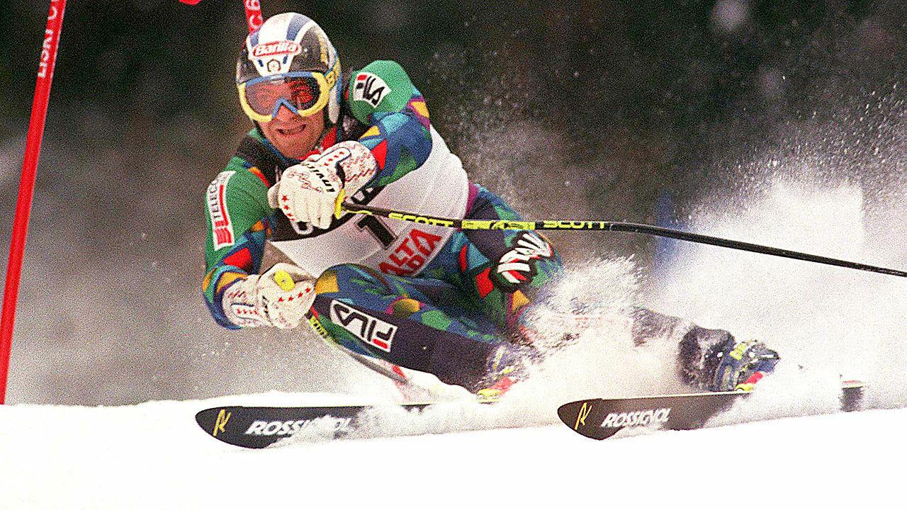Madonna Di Campiglio Slalom Laola1at