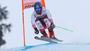 e70a791fc89be5 Ski alpin: Vincent Kriechmayr gewinnt Abfahrt in Wegen - LAOLA1.at