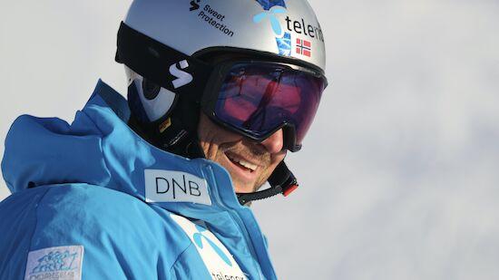 Svindal sah Jansrud-Sieg in Kitzbühel kommen