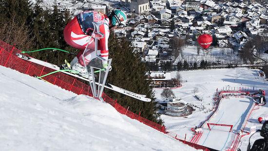 Weltcup-Kalender 2021/22: Änderung in Kitzbühel