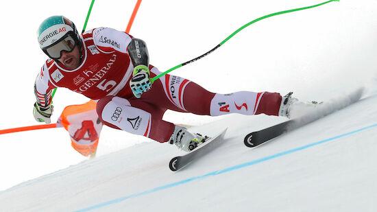 Kriechmayr gewinnt Super-G in Kitzbühel
