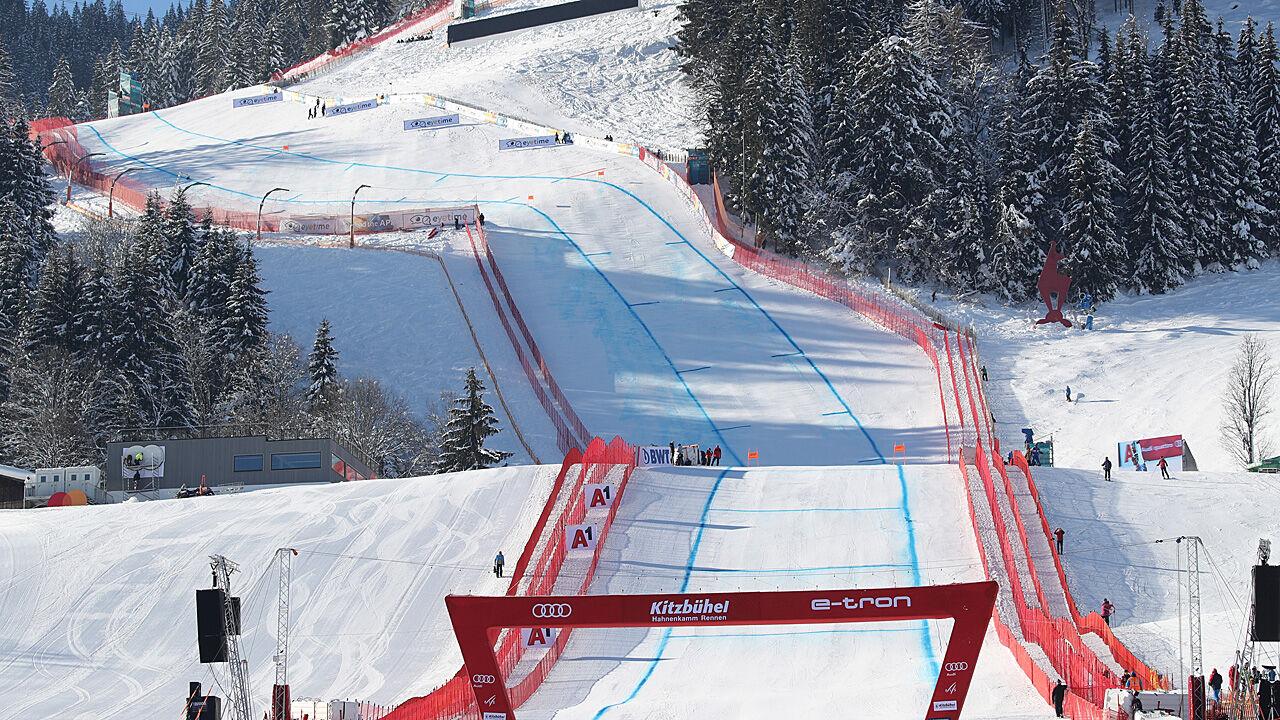 Kitzbühel Rennen 2021