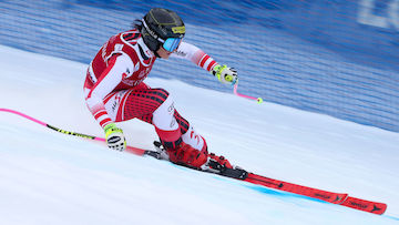 LIVE: Super-G der Damen in St. Moritz