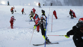Ski LIVE: Slalom in Val d'Isere verschoben