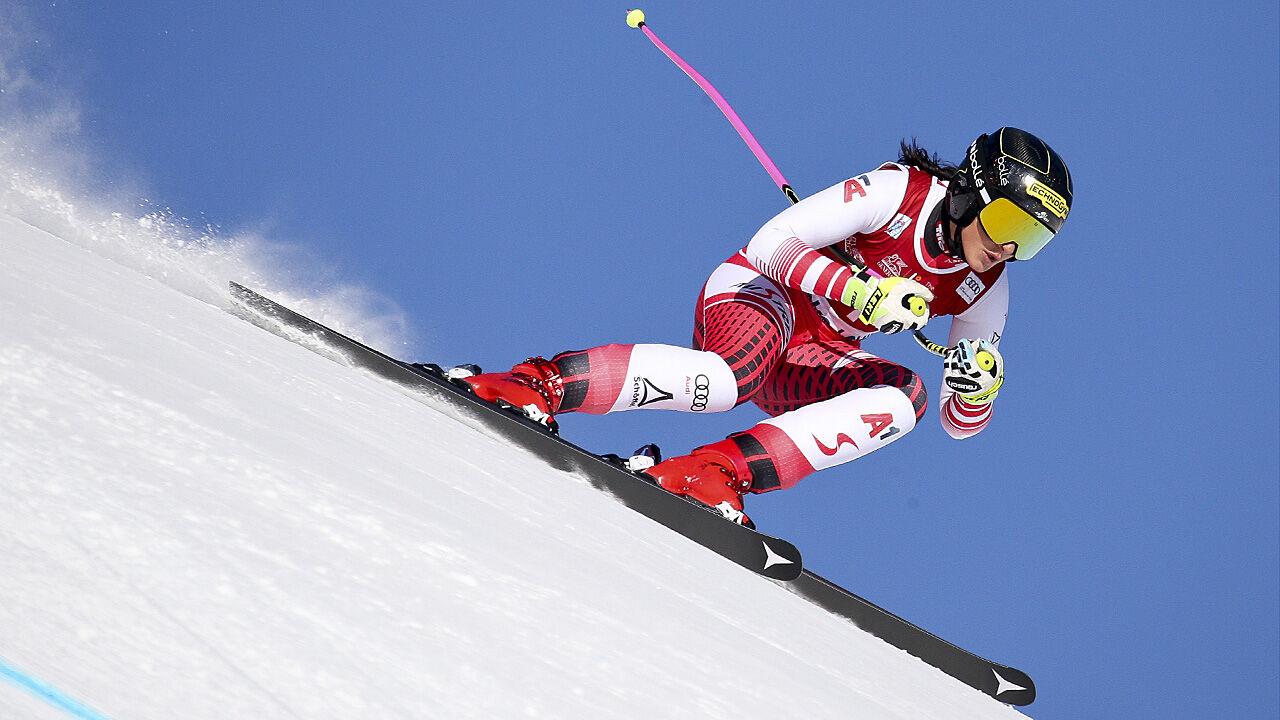 Ski LIVE: Abfahrt der Damen in Lake Louise