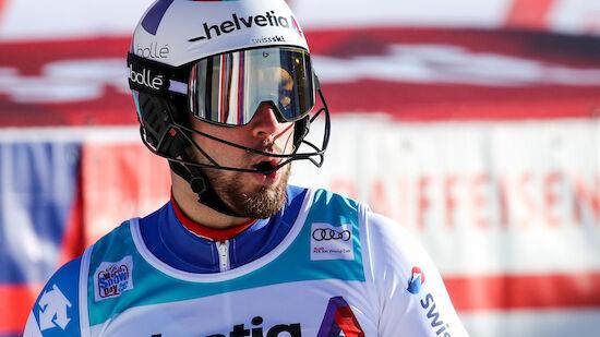 Riesenschock für Schweizer Ski-Ass in Sölden-Quali
