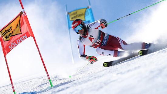 Ski LIVE: ÖSV-Sensation in Sölden