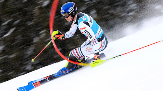 Red Bull sponsert Slalom-Ass