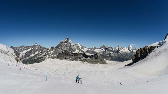 Planänderung für Mega-Abfahrt am Matterhorn