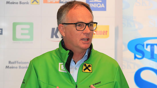 Schmidhofer designierter ÖSV-Präsident