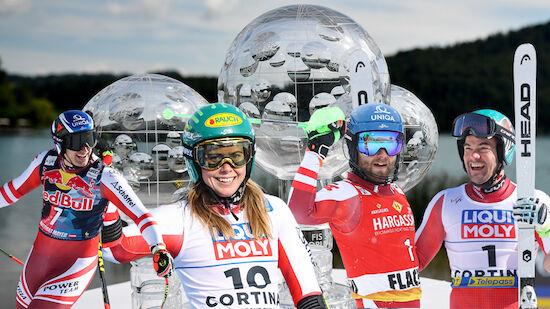 Weltcup-Finish: ÖSV im Kugelkampf dabei