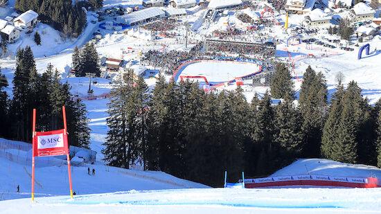 Programm bei Ski-Weltcup-Finale in Lenzerheide