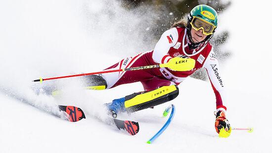 Liensberger holt in Aare ihren 1. Weltcup-Sieg!