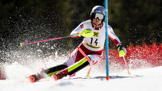 Tiroler Lokalmatadore holen sich Slalom-Titel