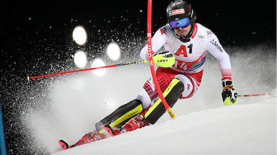 Ski LIVE: Startliste für Nightrace in Schladming