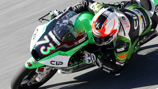 Österreichs Moto3-Fahrer Kofler peilt Premiere an