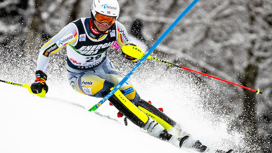 Rücktritt bei Norwegens Slalom-Herren