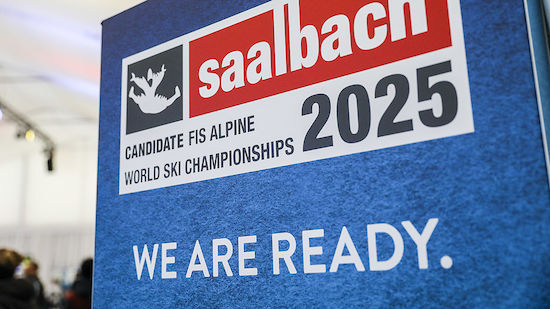 Saalbach-Hinterglemm mit nächstem WM-Test