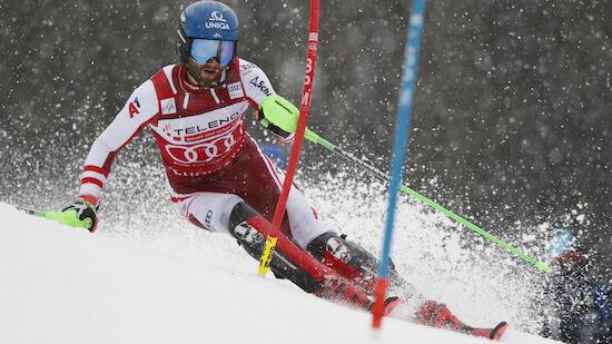 Marco Schwarz verpasst Sieg in Chamonix