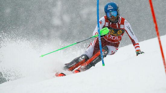 Marco Schwarz sichert sich Slalom-Kristallkugel