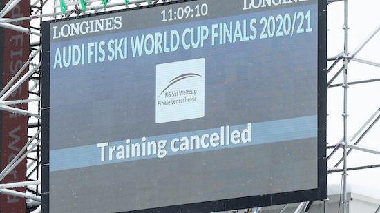 Weltcup-Finale: Neuer Plan für Abfahrts-Mittwoch