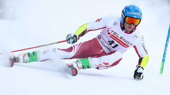 Magnus Walch neuer Staatsmeister im Riesentorlauf