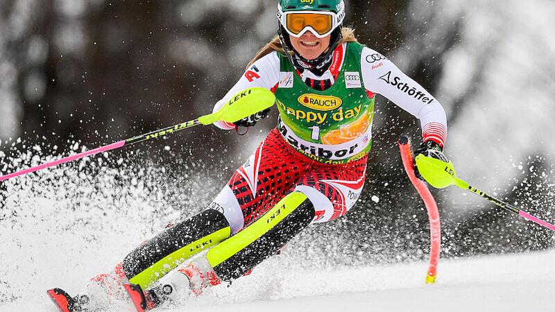 Ski-WM LIVE: Startliste für WM-Slalom Damen