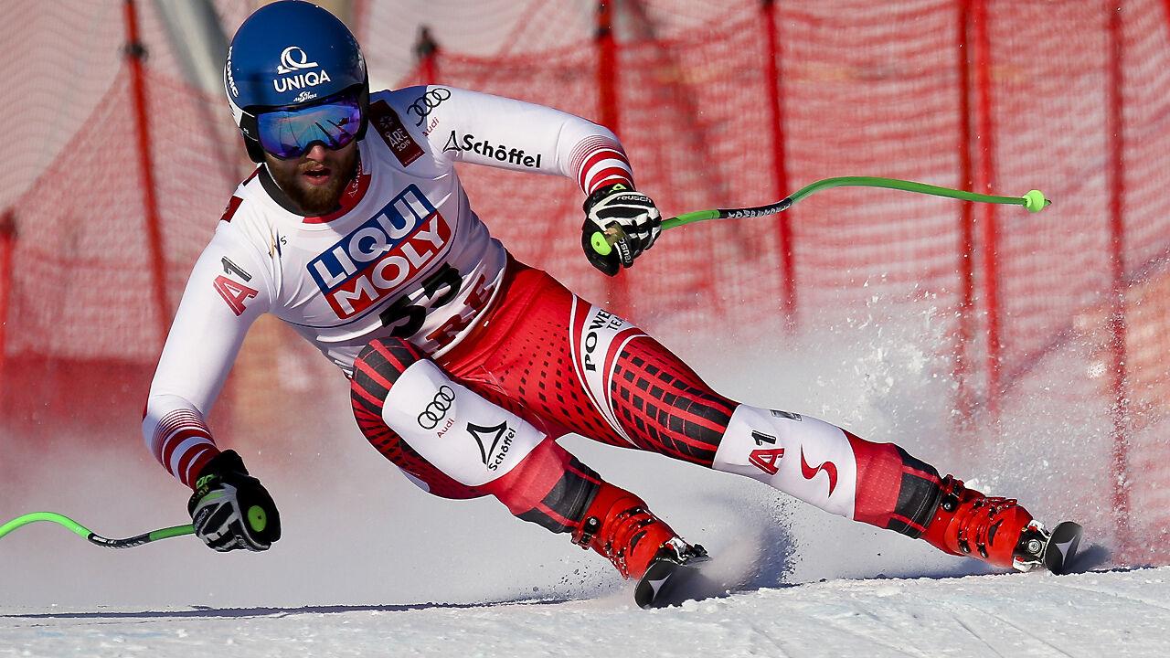 Ski Alpin Kombination Herren