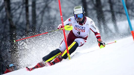 Ski-WM LIVE: Slalom der Herren