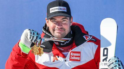 Sportler des Jahres: Vincent Kriechmayr (Ski alpin)