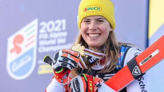ÖSV-Team für Damen-Slalom fixiert
