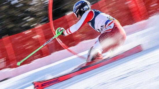 Schwarz vor WM-Slalom: