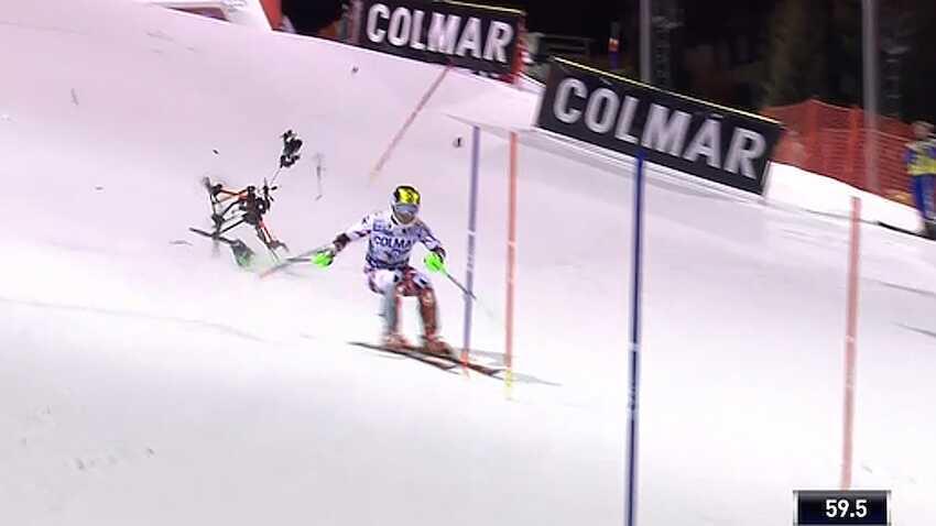 Ski Live Slalom In Madonna Di Camiglio Im Live Ticker Laola1at