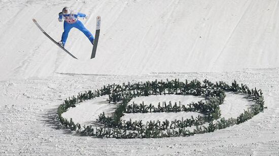 Österreich-Skisprung-Triple im Jänner geplant