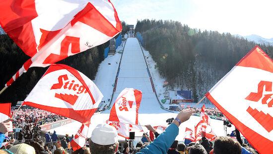 Kulm erhält Skiflug-WM 2024