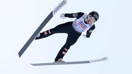Skispringen: ÖSV-Gesamtsieg im Continental Cup