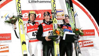 Lillehammer 2006: 1. Weltcupsieg
