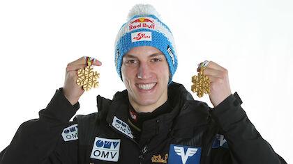 Oslo 2011: Einzel-Gold bei der Weltmeisterschaft