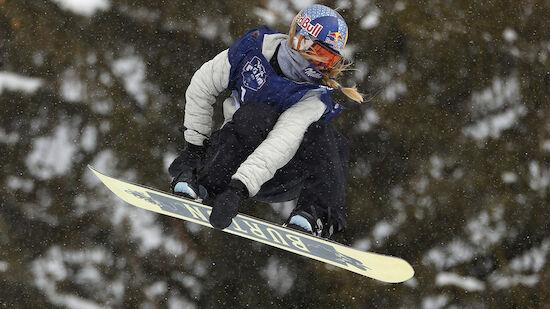 Anna Gasser steht im Aspen-Finale