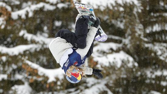 Keine WM-Medaille für Anna Gasser im Big Air