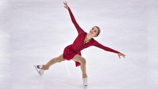 Top-Platz für Österreicherin bei Eiskunstlauf-WM