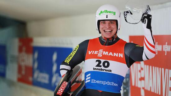 Vorarlberger Müller gewinnt Weltcup-Auftakt
