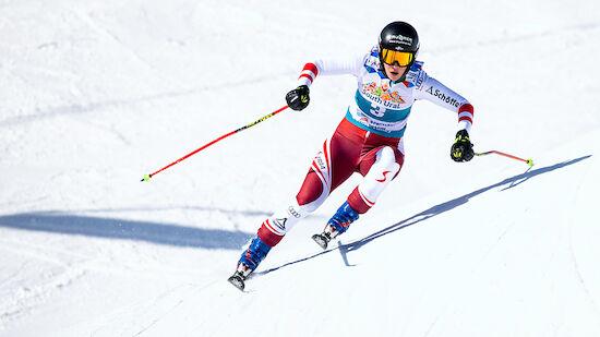Katrin Ofner erreicht Podestplatz in Sunny Valley